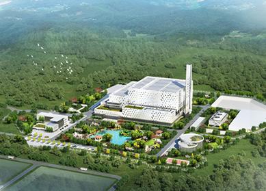 茂名市电白区绿能环保发电项目