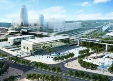 广州白云(棠溪)站综合交通枢纽一体化建设工程可研评估