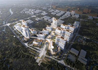 中山大学附属第七医院(深圳)二期项目