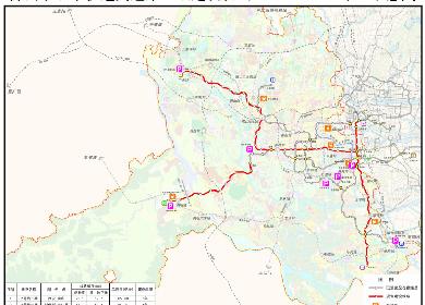 佛山市城市轨道交通四号线一期和十一号线工程