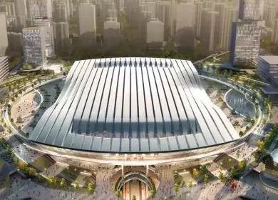 广州白云(棠溪)站综合交通枢纽一体化建设工程项目