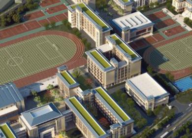 广州市增城区永宁街岗丰村综合性学校建设工程