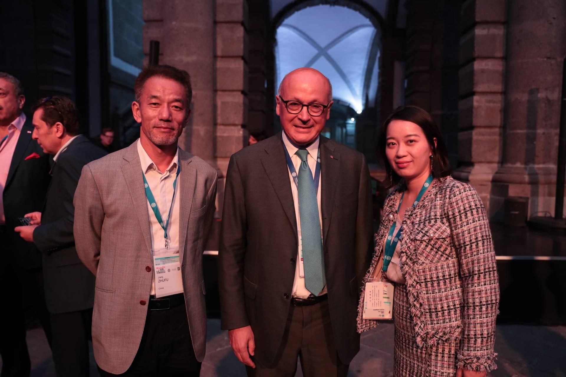 广咨国际蒋主浮董事长受邀参加FIDIC2019年(墨西哥)全球基础设施大会